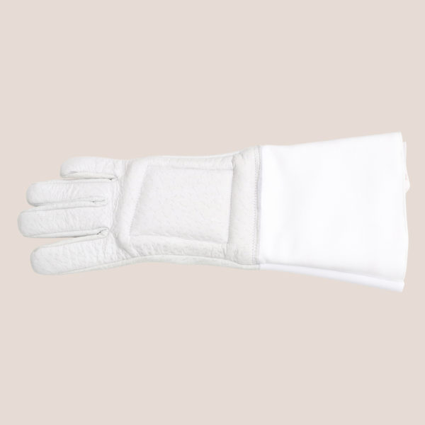Universal leather glove